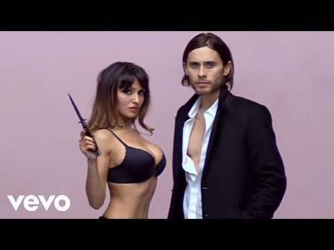 THIRTY SECONDS TO MARS - Up In The Air Music Videos