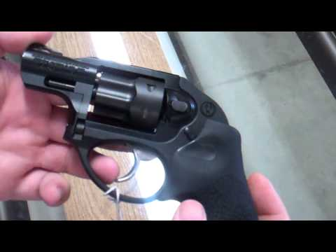 Ruger LCR 22wmr Review @ Trigger Happy