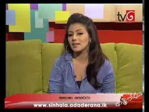 Interview With Natasha Perera | Sri Lankan Actress - Www.lankachannel.lk video
