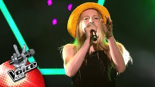 Elisabeth - 'Never Tear Us Apart' | Blind Auditions | The Voice Kids | VTM