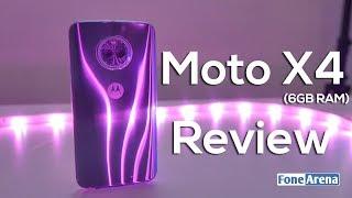 Moto X4 (6GB RAM) Review