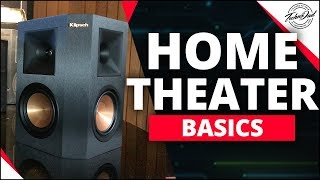How to Pick Surround Speakers, Monopole, Bipole, or Dipole?   Home Theater Basics