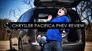 2019 Chrysler Pacifica PHEV Review | Players Only