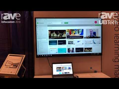 UBTech 2018: Panopto Offers Easy-to-Use Lecture Capture and Management Software