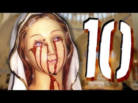 10 CUDÓW niewytłumaczonych przez NAUKĘ [TOPOWA DYCHA]