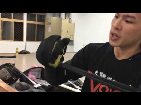 Sparring Gloves 5 fingers model review