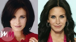 Top 10 Celebrities Who Regret Their Plastic Surgery