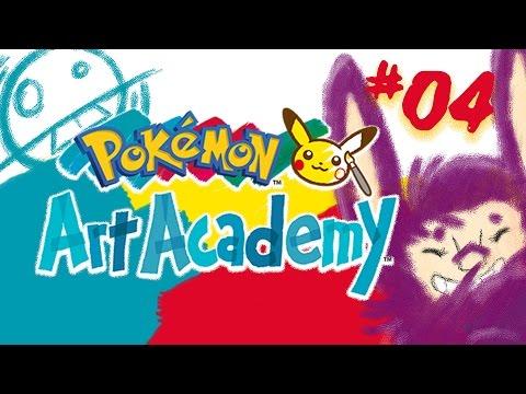 Pokémon Art Academy - Ep4: Night Classes