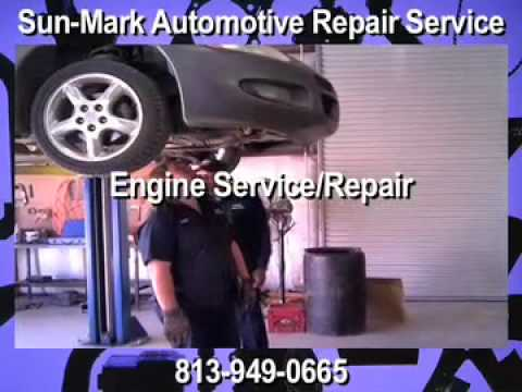 Sun -mark Automotive Repair Service ,  Lutz, FL