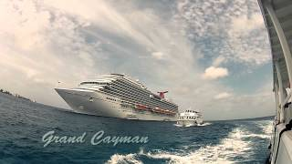 CARNIVAL CRUISE TO JAMAICA, GRAND CAYMAN, AND COZUMEL
