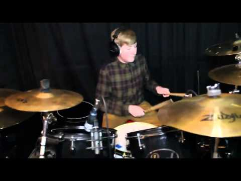 Taking Over Me - Lawson Drum Cover (by Max Mealey) video