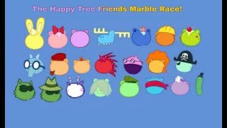 The Happy Tree Friends Marble Race!