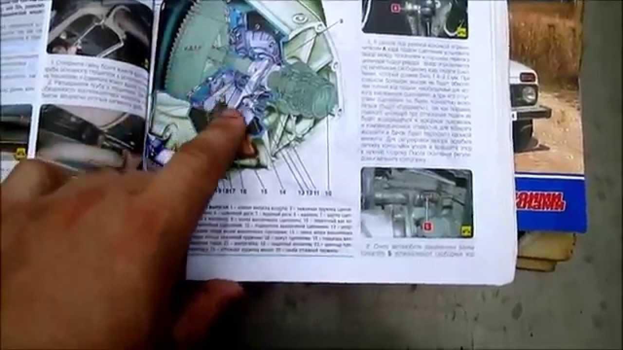 Ремонт автомобиля нива 21214 своими руками