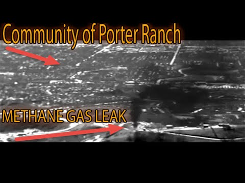 """The LA Methane Gas Leak - """"Don't Worry, The Air Is Safe To Breathe"""""""