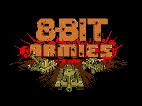 8-Bit Armies Console Announcement Trailer