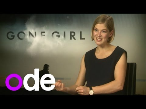 Gone Girl: Rosamund Pike On Those 'naughty' Sex Scenes And Working With Ben Affleck video
