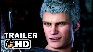 DEVIL MAY CRY 5 Official E3 Trailer (2019) Xbox, Playstation 4 Game HD