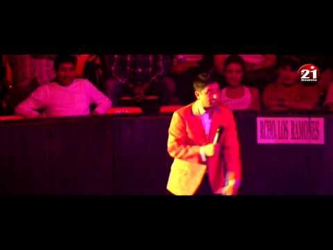 JJ el comediante en palenque de Puebla 2014