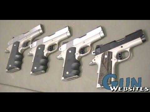 Colt Defender 1911 Comparison