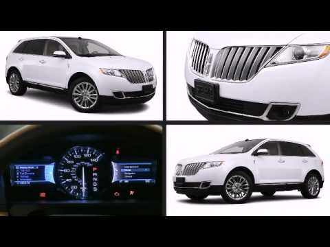 2013 Lincoln MKX Video