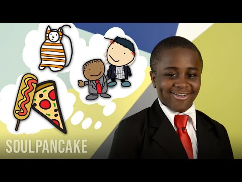 Kid President's 25 Reasons To Be Thankful!