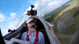Shark US - Airplane Geeks Excerpt - Flying with David in the Shark