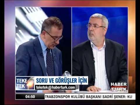 Fatih Altaylı, Mehmet Metiner'e dersini iyi verdi...