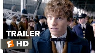 Video clip Fantastic Beasts and Where to Find Them Official Teaser Trailer #1 (2016) - Movie HD