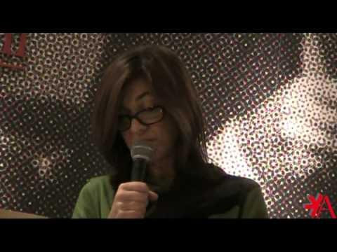 L'Asterisco Dimezzato – Daria Bignardi legge un capitolo del suo libro L'acustica perfetta