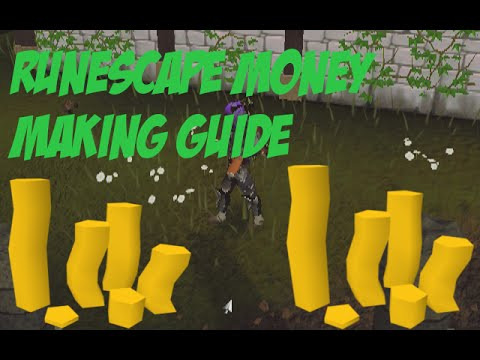 RuneScape 3 P2P EoC Money Making Guide 1 Mill+ PH 2014