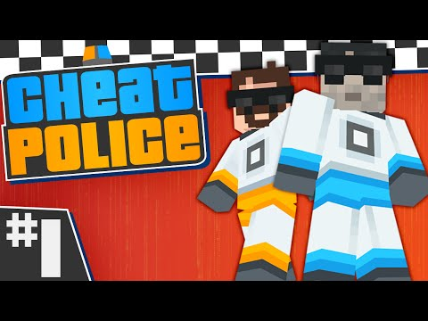 Minecraft - Second Inventory - Cheat Police #1 (yogscast Complete Mod Pack) video