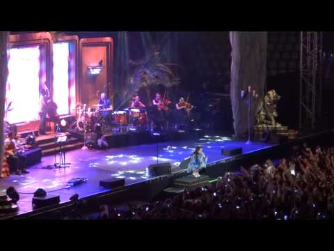 Lana del Rey - Videogames live in Rome - May 6th 2013