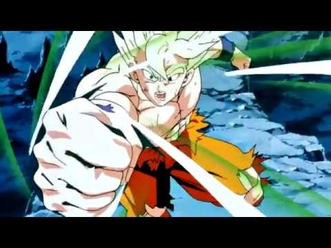 Dragonball Z Broly The Legendary Super Saiyan Movie 8 Fanmade Trailer video