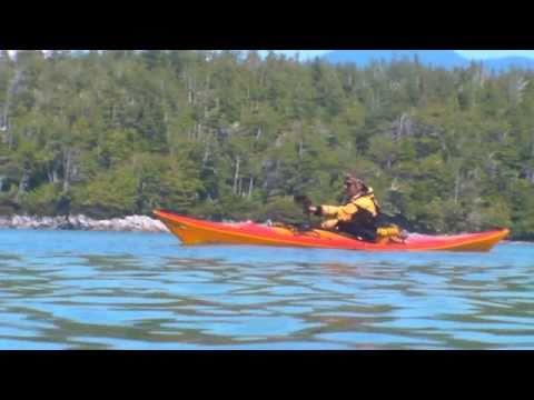 Sea Kayaking Canada BC, Broken Group Islands
