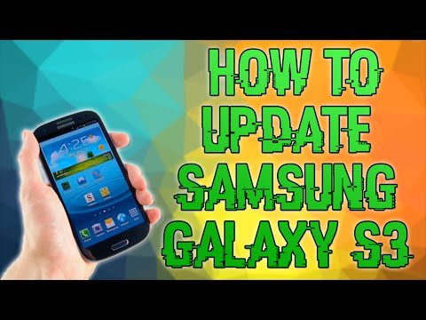 How To Update Samsung Galaxy S3 To 4.3 Official Jelly Bean Firmware- Android 4.3 I9300XXUGNB5