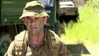 Australian Army Jungle Warfare Training in Malaysia