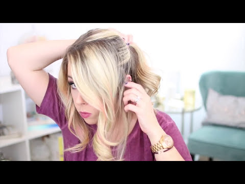 Running Late - Quick and Easy Hairstyles!