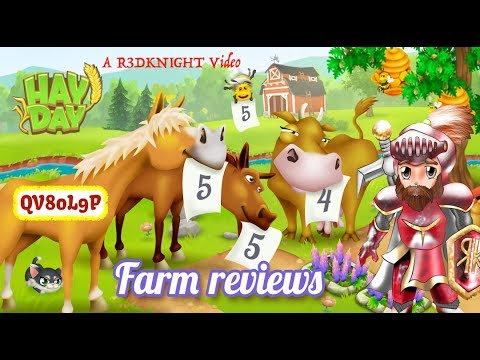 Hay Day Live - Hay Day Farm Reviews. - Show us your Farms and Towns.