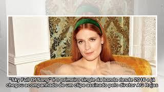 """Download Lagu Ouça a nova música do Florence and The Machine, """"Sky Full Of Song"""" Gratis STAFABAND"""