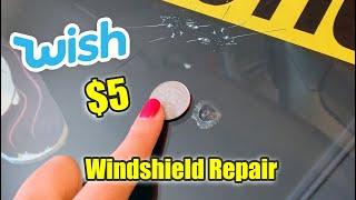 Windshield Repair Wish Review - Vivian Tries
