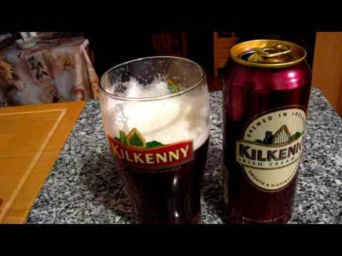 Kilkenny Irish Cream Ale - DM's Brief Beer Reviews [Ep.3]