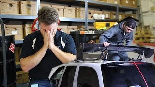 I took my car to the WRONG shop | Rob Dahm