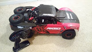 Traxxas UDR 6s Quick Look
