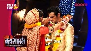 Rakshas To Enter At Rishabh & Raina's Wedding In 'Brahmarakshas' | #TellyTopUp
