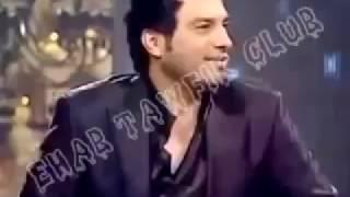 ايهاب توفيق ورامز جلال في برنامج سواريه