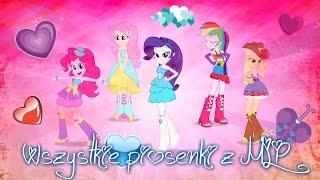 MLP: Wszystkie piosenki - Sezony 1-4, Equestria Girls i Rainbow Rocks - Dubbing PL