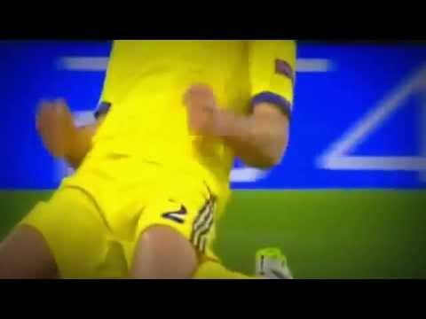 Paris Saint-Germain (PSG) vs Chelsea 1-1 Ivanovic Goal | Half Time Uefa Champions League 02 17 2015