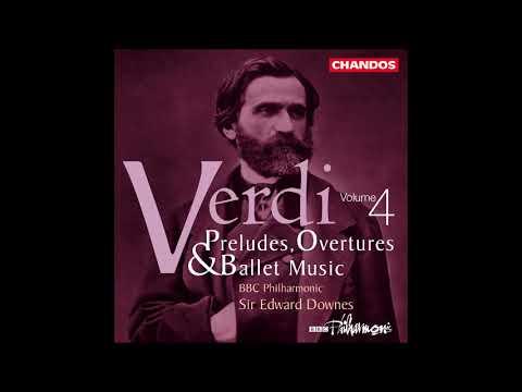 Verdi : Otello, Ballet Music (Ballabile) from Act III of the opera (1894)