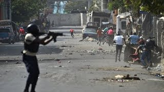 Haiti anti-government corruption protests Q&A