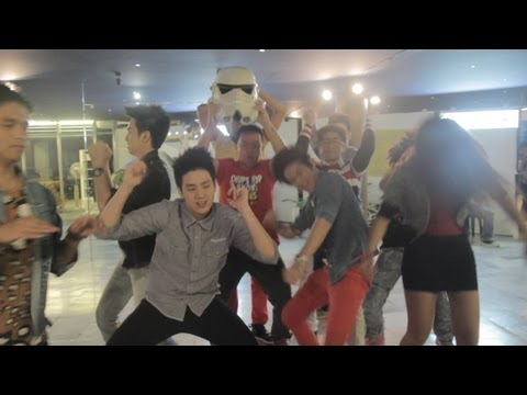 Dougie! Gangnam Style! Harlem Shake! Gwiyomi! #Trending